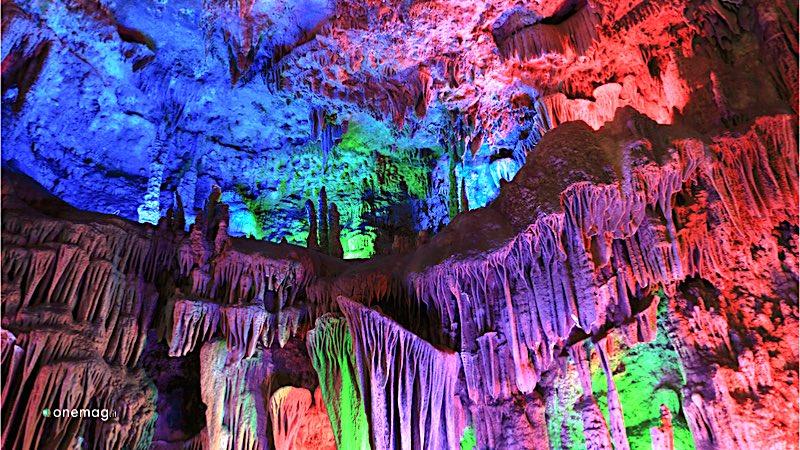 La grotta del Flauto di canna da bambù