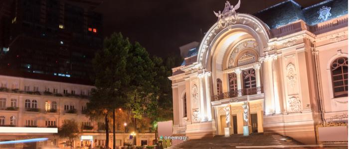 Cosa vedere a Ho Chi Minh City, Teatro dell'Opera