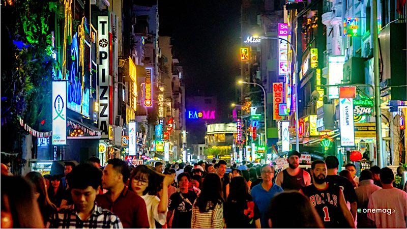 Cosa vedere a Ho Minh City, Pham Ngu Lao