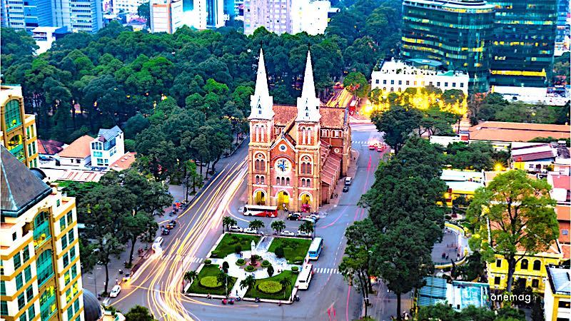 Cosa vedere a Ho Minh City, Basilica di Notre-Dame