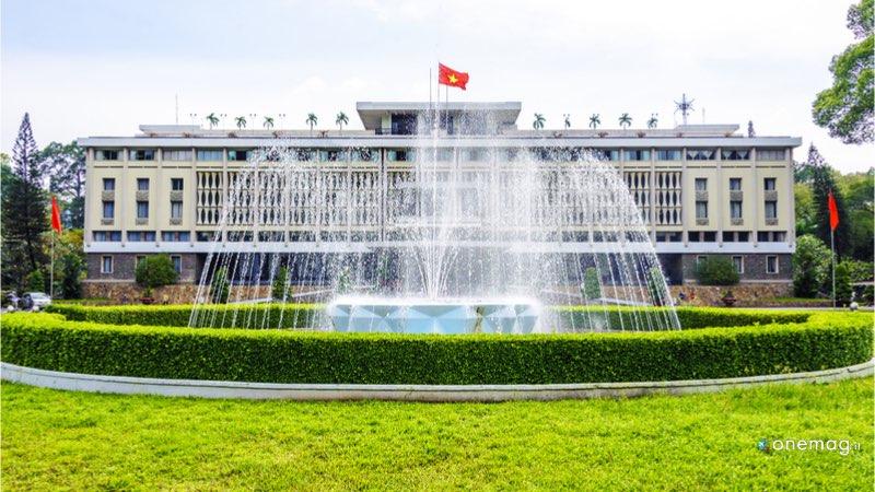 Cosa vedere a Ho Minh City, Palazzo dell'Indipendenza - della Riunificazione