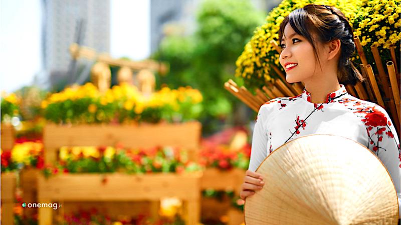 Cosa vedere a Ho MInh City, donna vietnamita