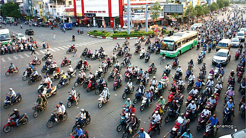 Cosa vedere a Ho Minh City, trasporti
