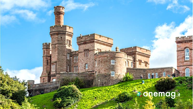 Inverness, il castello