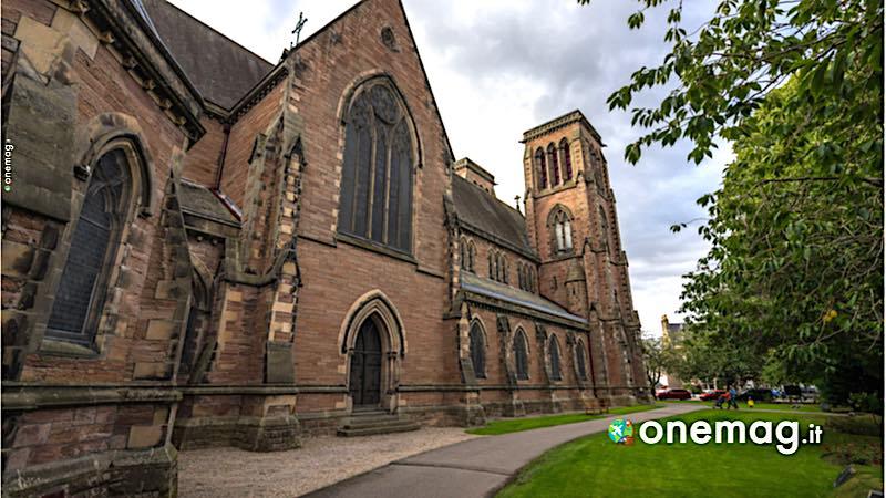 Inverness, la cattedrale