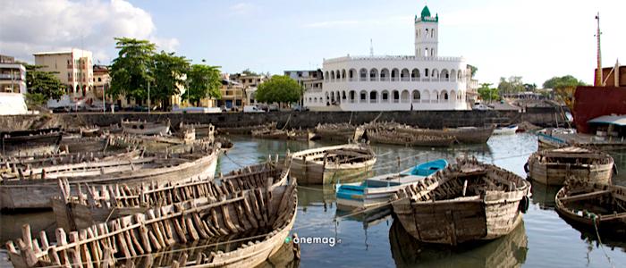 Le Isole Comore, Moroni