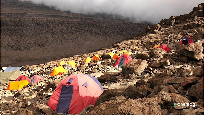 Il Parco Nazionale del Kilimanjaro, trekking
