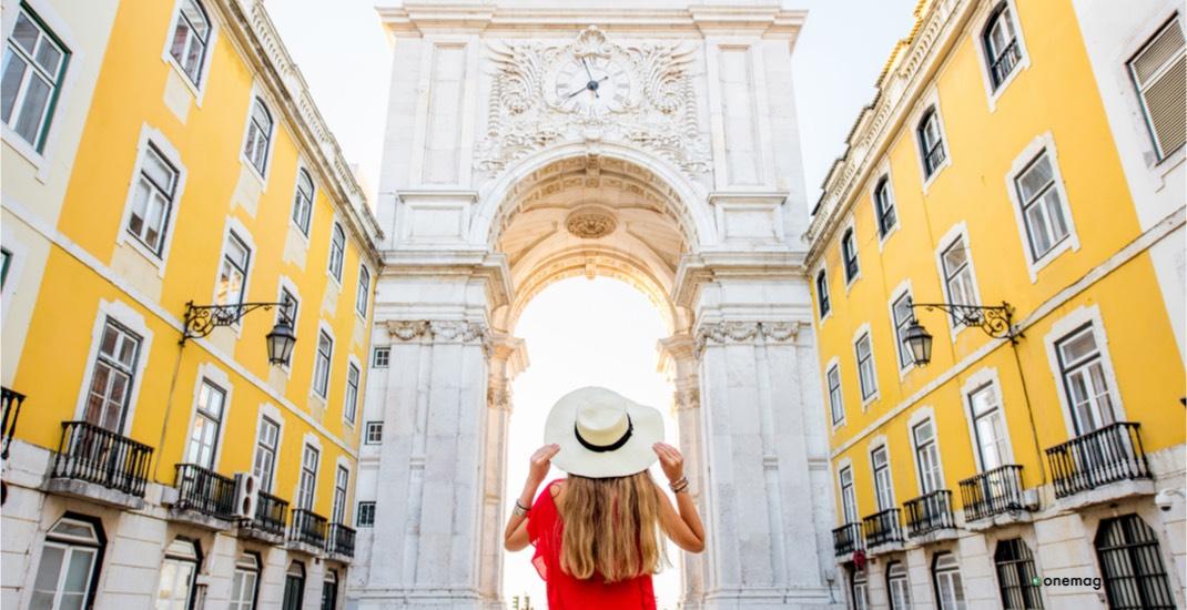 Viaggio per immagini, Lisbona