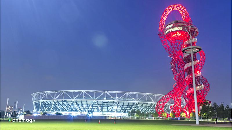 Visitare Londra dall'alto, Torre ArcelorMittal Orbit