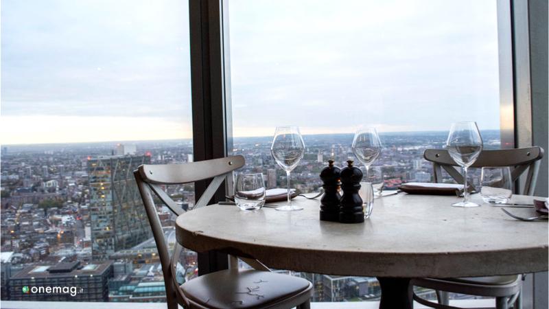 I migliori panorami di Londra, Duck and Waffle