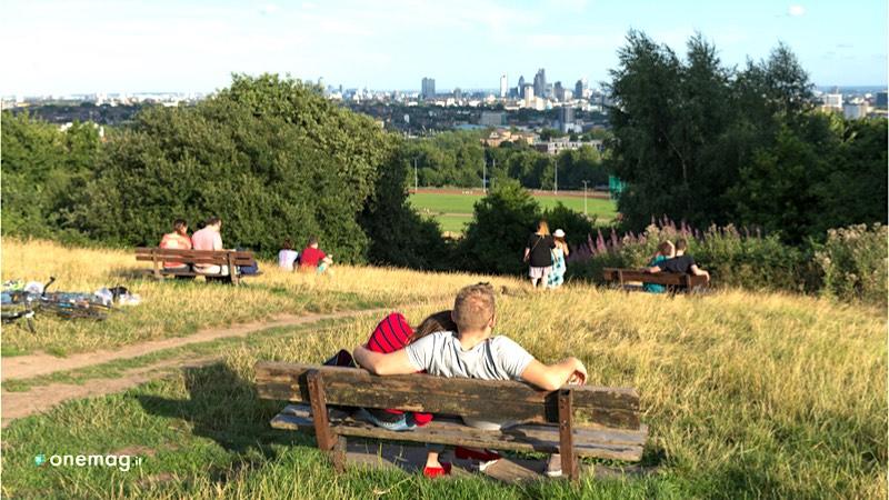 I migliori panorami di Londra, Parliament Hill