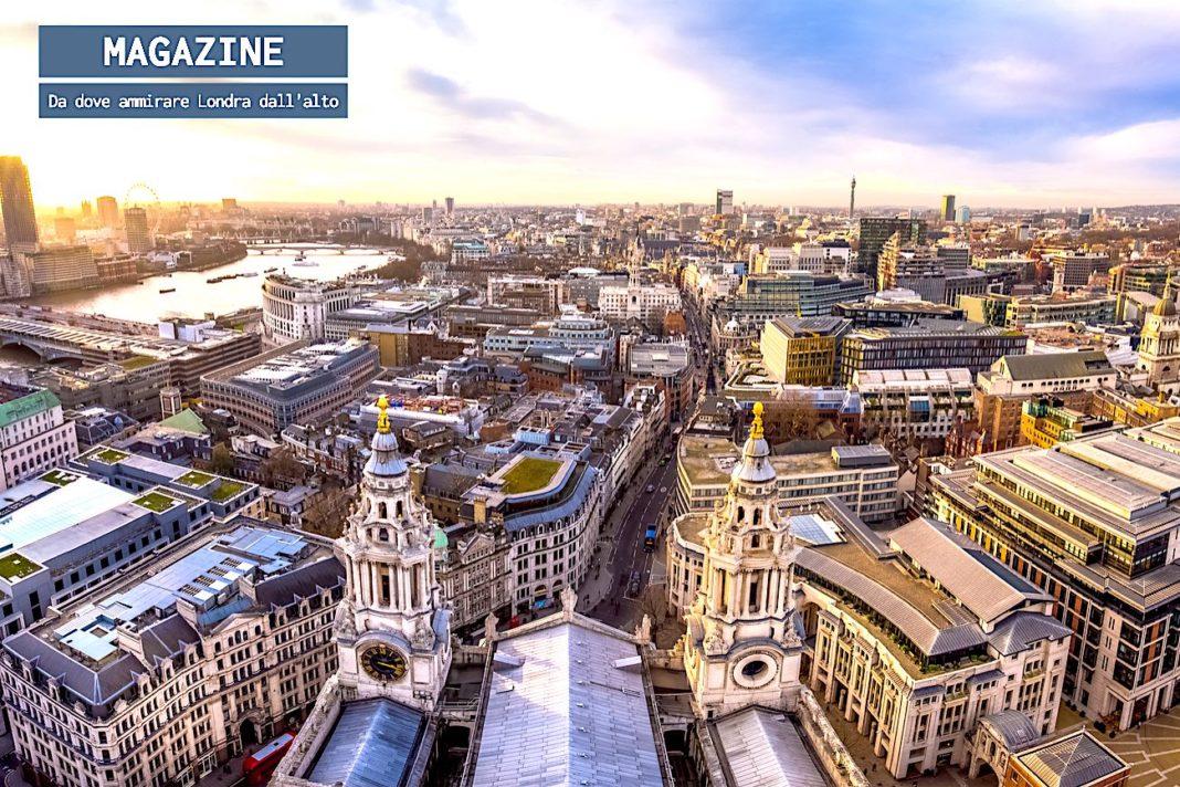 Londra, i panorami mozzafiato da non perdere