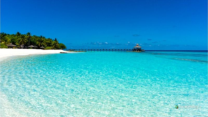 Le più belle spiagge delle Maldive