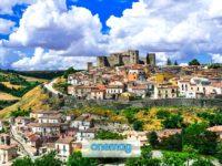 Melfi, il centro storico del Medioevo