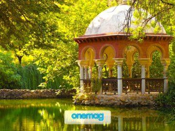 Parco Maria Luisa, il parco pubblico a Siviglia