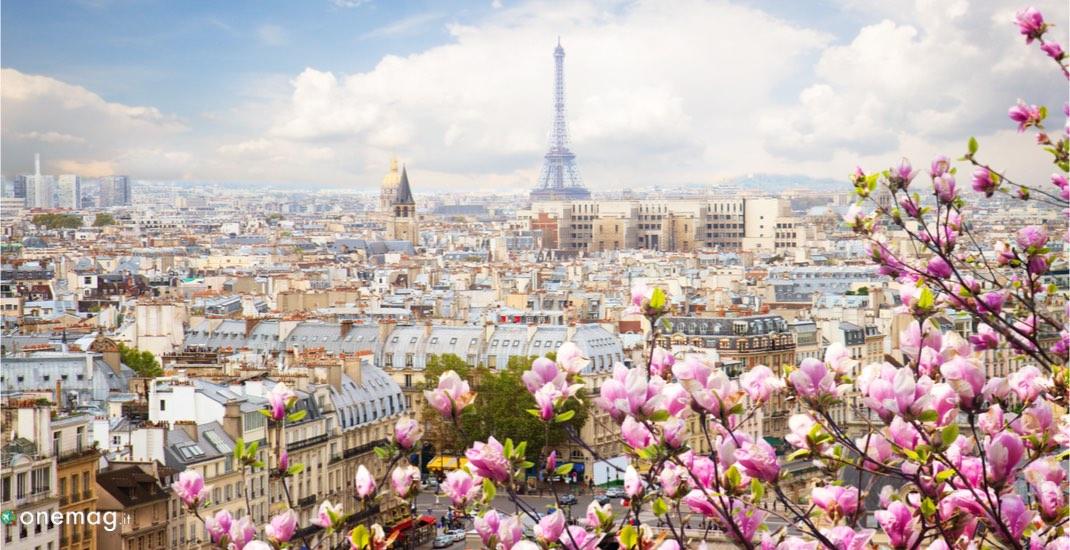 Viaggio per immagini, Parigi