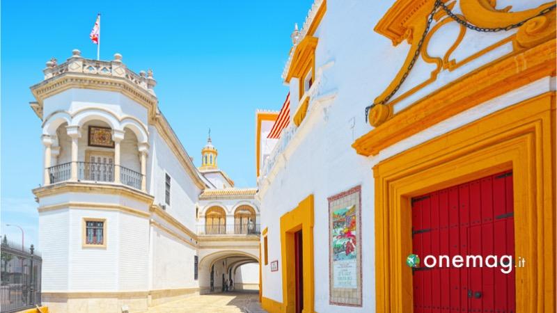 Visitare Plaza de Torros a Siviglia