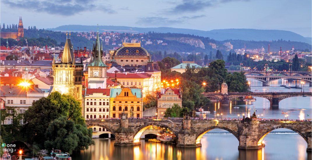 Viaggio per immagini, Praga