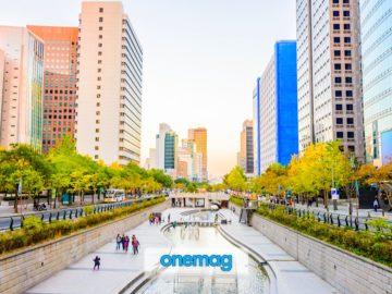 Il Cheonggyecheon di Seul
