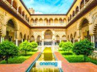 Il Real Alcázar, il palazzo reale di Siviglia