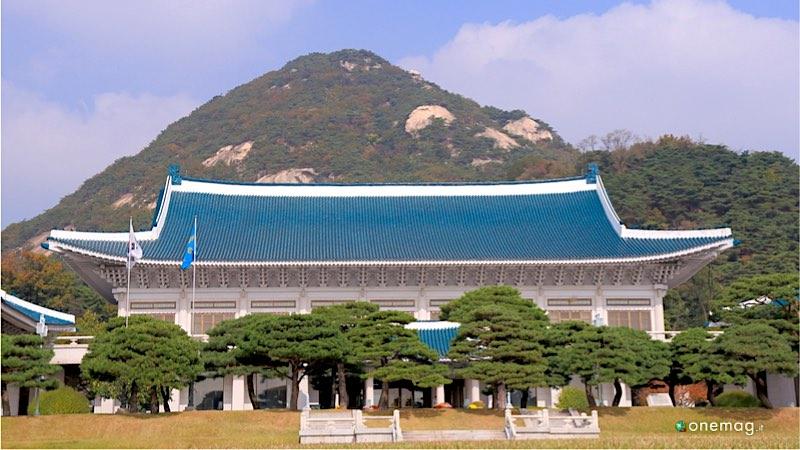 Il Palazzo Gyeongbok di Seul