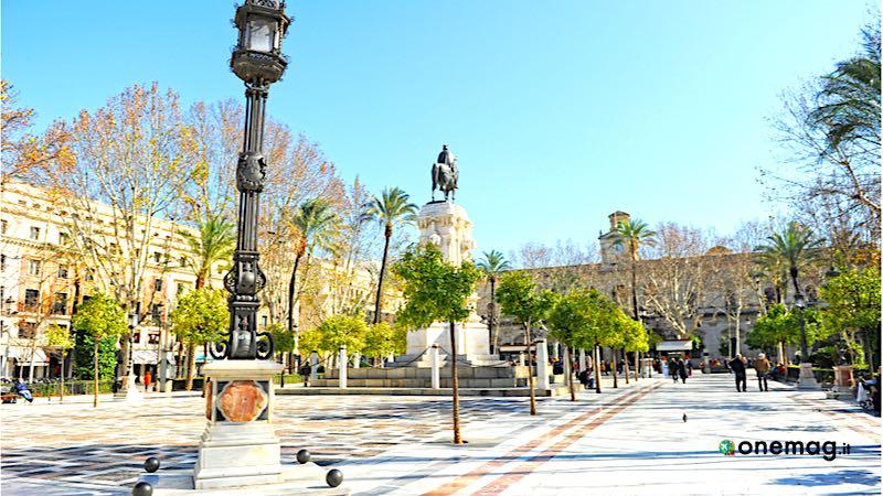 Plaza Nueva Siviglia