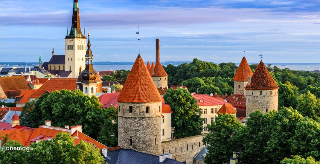 Viaggio per immagini, Tallinn