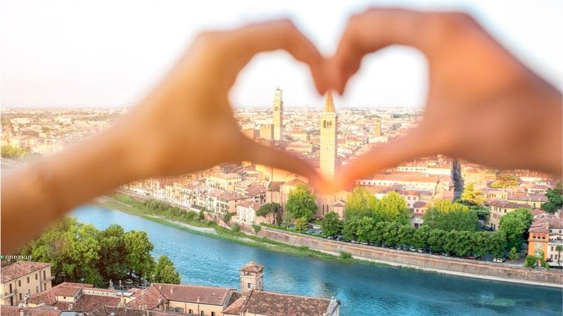Weekend romantico in Italia, Verona
