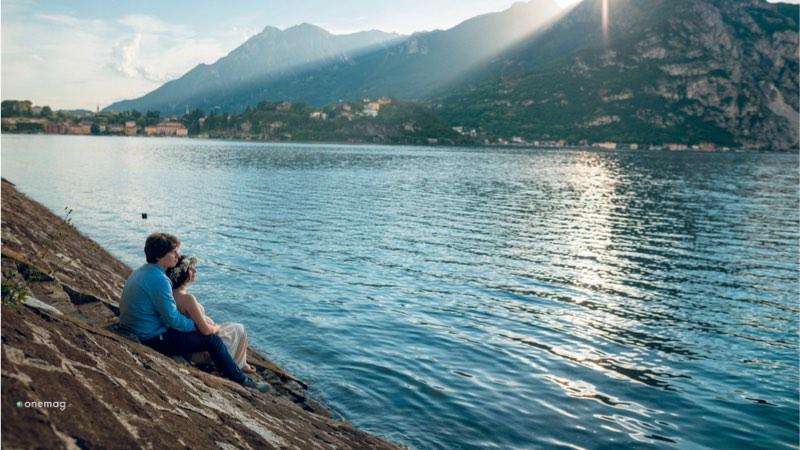 Weekend romantico in Italia, Lecco