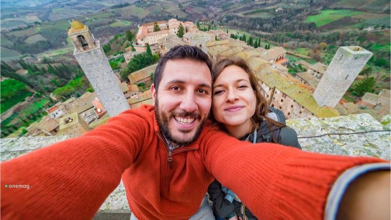Weekend romantico in Italia, San Gimignano