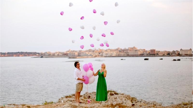 Weekend romantico in Italia, Siracusa