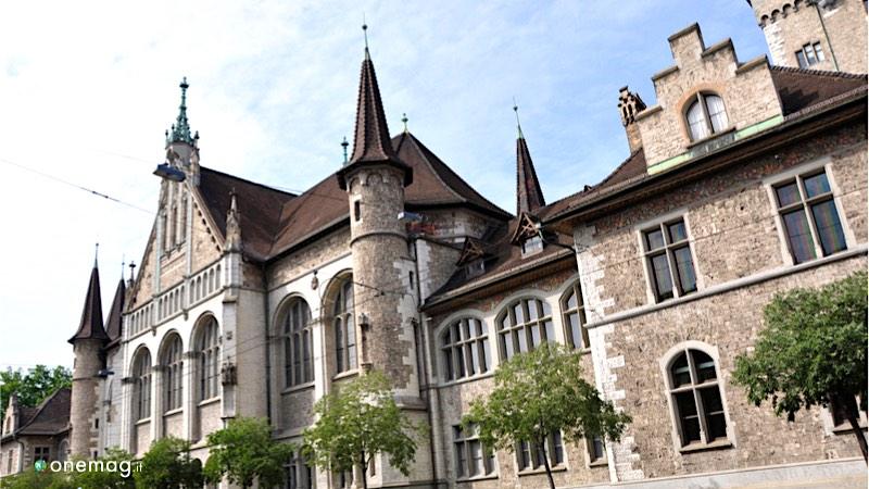 Il Museo nazionale Svizzero di Zurigo