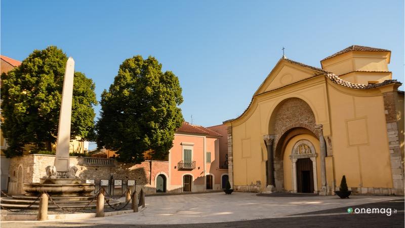Cosa visitare a Benevento in Campania