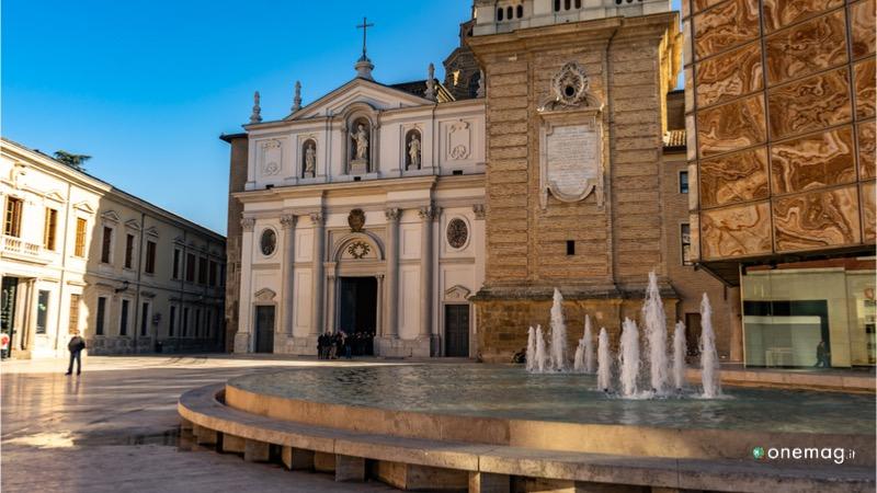 La Cattedrale di Saragozza La Seo, veduta esterna