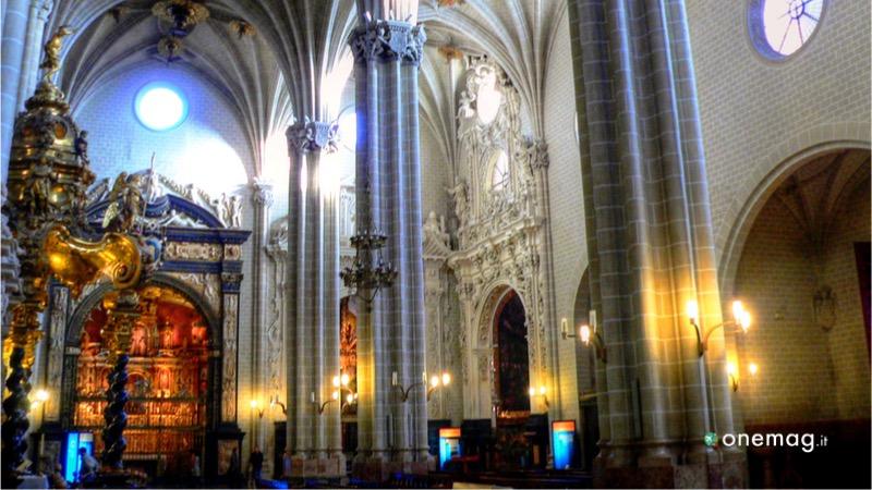 La Cattedrale di Saragozza La Seo, interno
