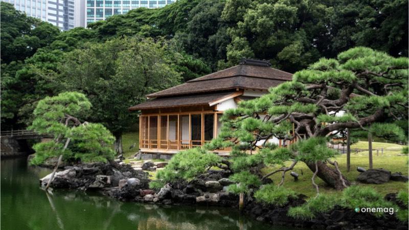Il giardino Hamarikyu-teien, cosa visitare a Tokyo