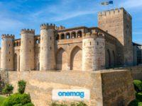 Il Castello dell'Aljafería di Saragozza