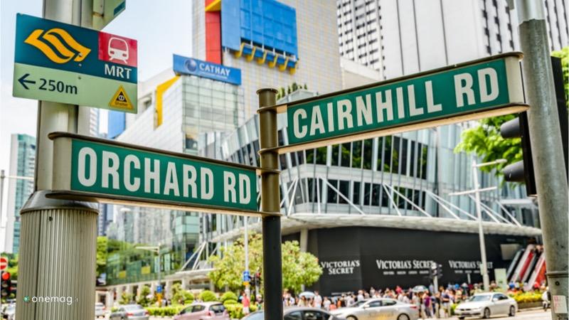 Orchard Road, ecco cosa fare a Singapore