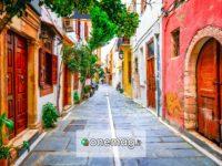 Rethymno, viaggio tra i vicoli di Creta