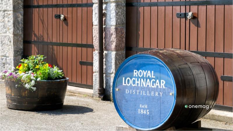 Tour dei whisky in Scozia
