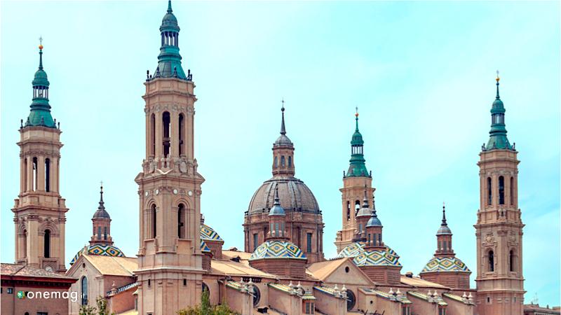 La Basilica del Pilar, Saragozza