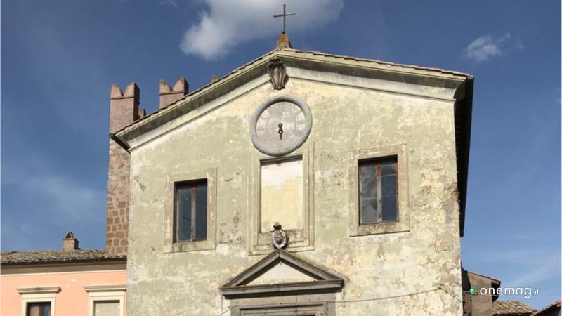 Cosa visitare a Calcata in provincia di Viterbo