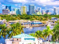 Fort Lauderdale, la costa sud-orientale della Florida