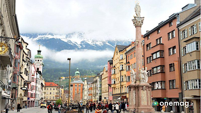 Innsbruck, centro cittadino