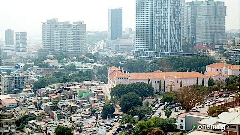 Cosa vedere a Luanda, panorama