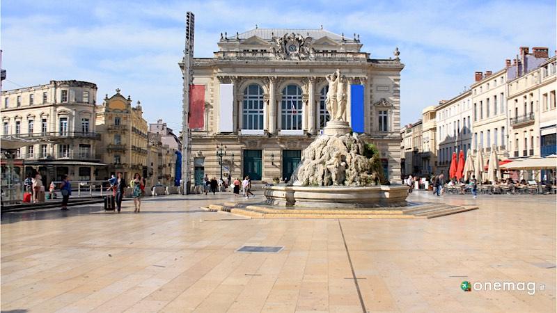 I quartieri di Montpellier, quartiere della commedia