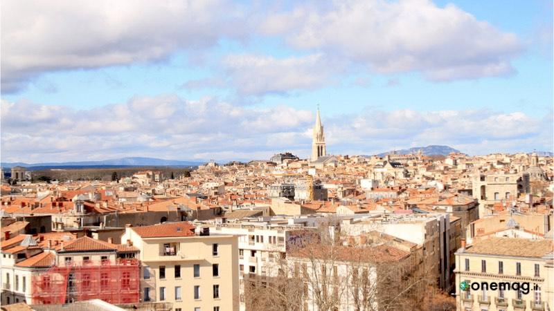 I quartieri di Montpellier, Ecusson il centro storico
