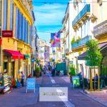 I quartieri di Montpellier