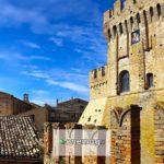 Offagna, il borgo secolare vicino Ancona