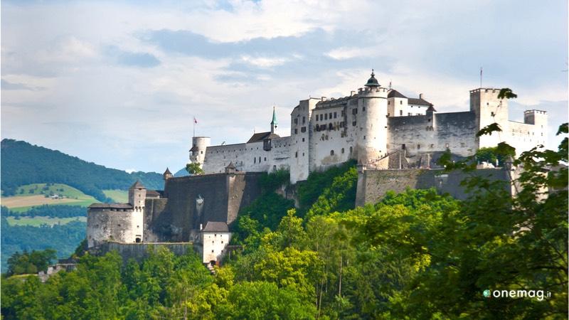 Cosa vedere a Salisburgo, i castelli